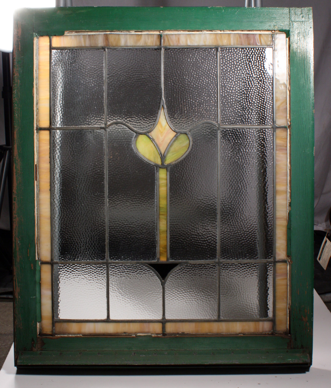 Superb antique american stained glass window nsg34 for for Windows 4 sale