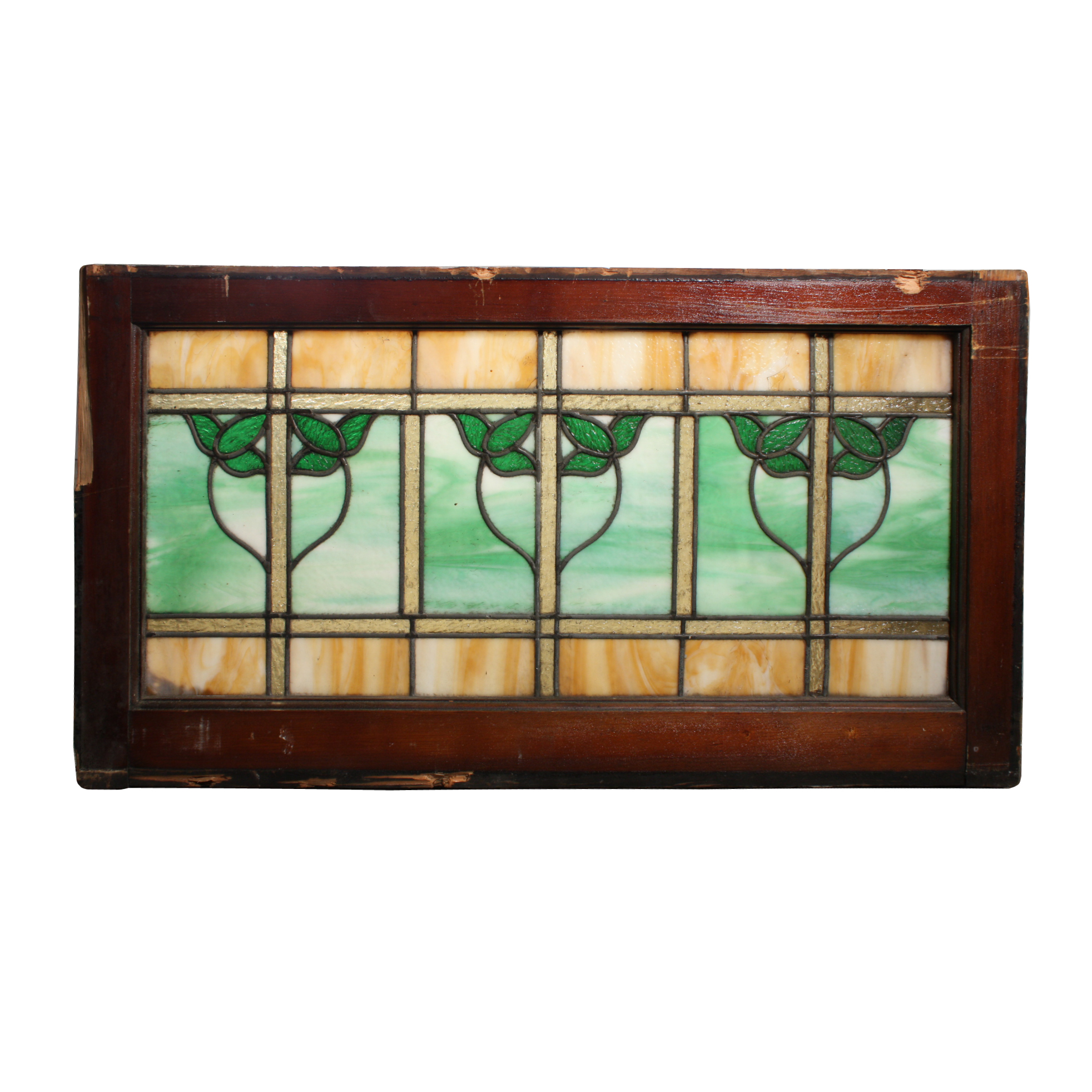 Exquisite antique american stained glass window c 1900 39 s for 1900 stained glass window