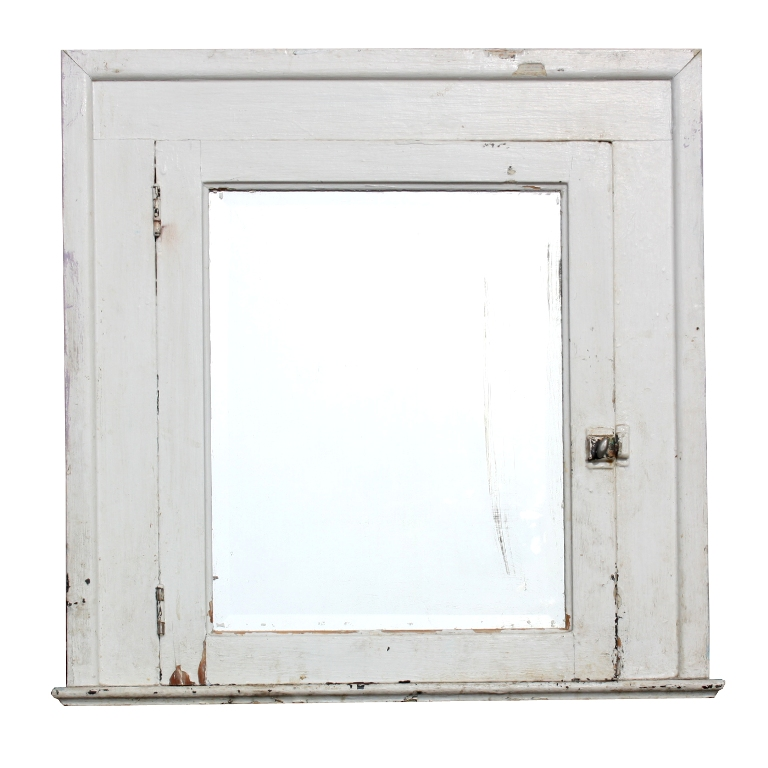 Salvaged Bathroom Medicine Cabinet With Beveled Mirror Nmc14 For Sale Classifieds