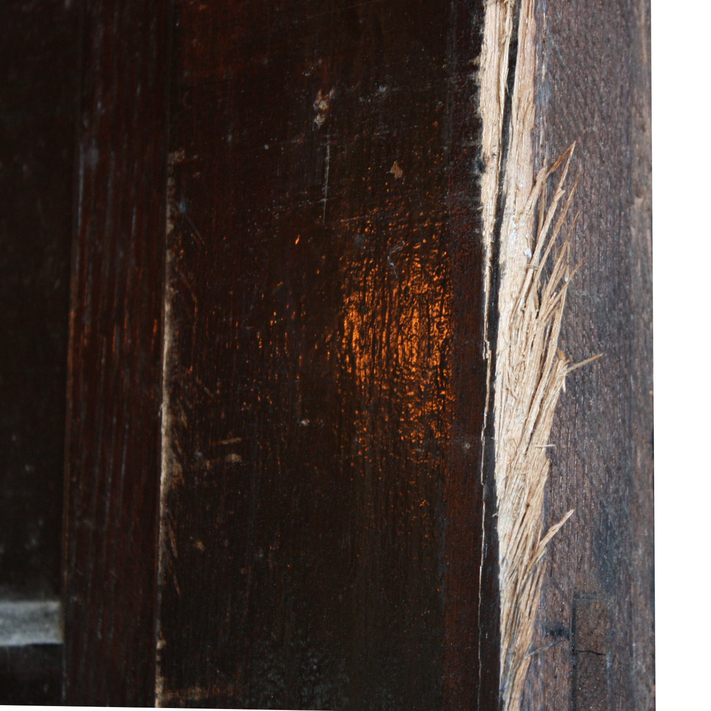 a pair of salvaged oak pocket doors measuring 6 feet across and salvaged out a house in nashville dating from the early 1900u0027s each door features six