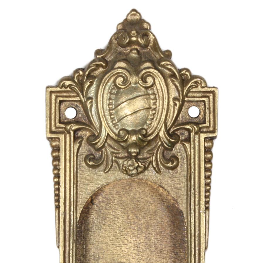 antique double pocket doors. This Is A Beautiful Antique Cast Bronze Double Pocket Door Set In Yale \u0026 Towne\u0027s \ Doors I