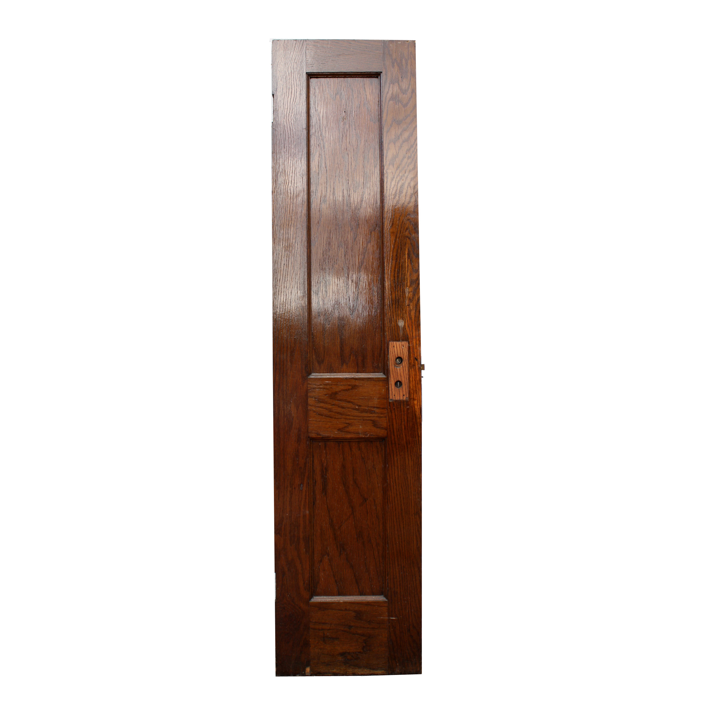 Antique Two Panel Solid Wood 18 Oak Doors Nid23 For Sale Classifieds