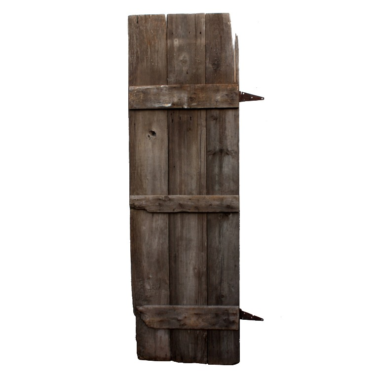 Salvaged Plank Door From Barn In Keokuk Iowa 30 Ned96