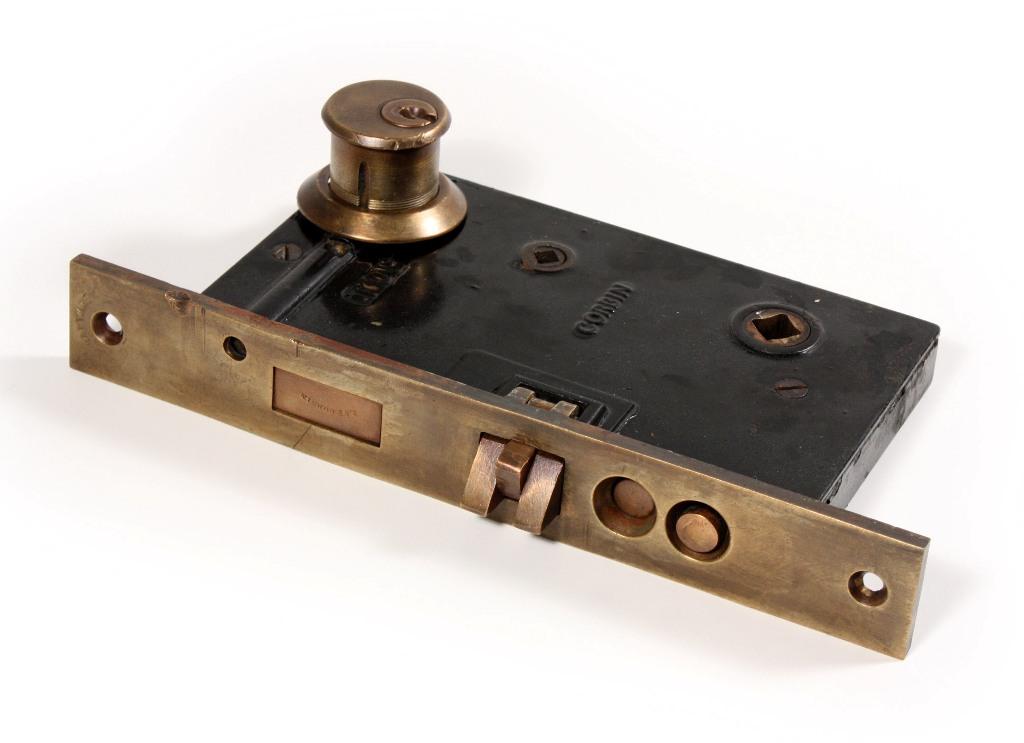 Vintage Exterior Door Hardware