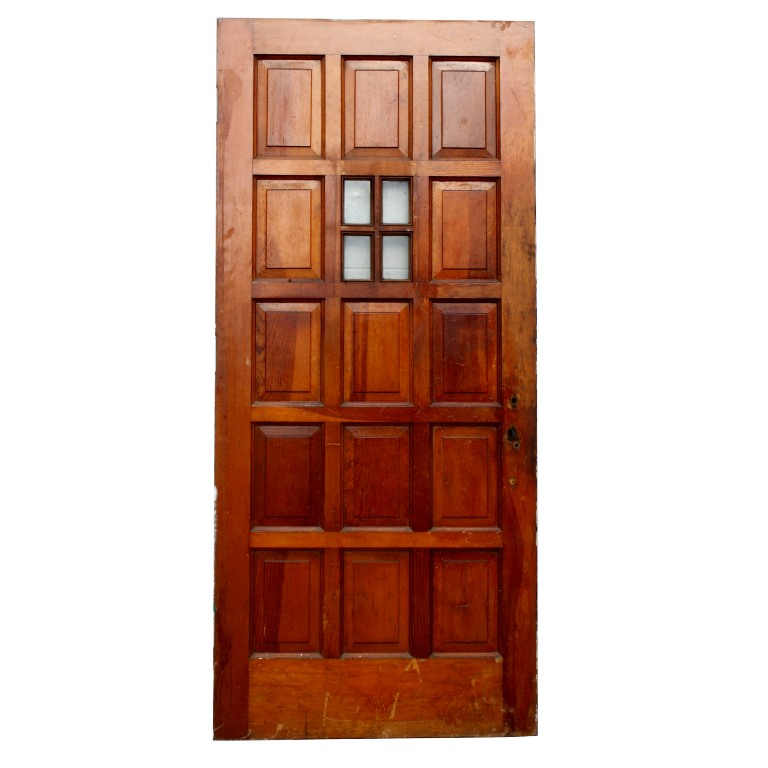 15 panel exterior door home design