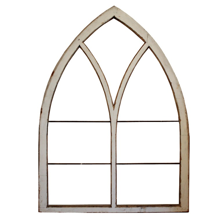 Dramatic antique gothic arch windows c 1880 nw17 rw for for Windows for sale