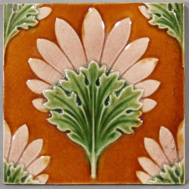 english arts and crafts tile for sale
