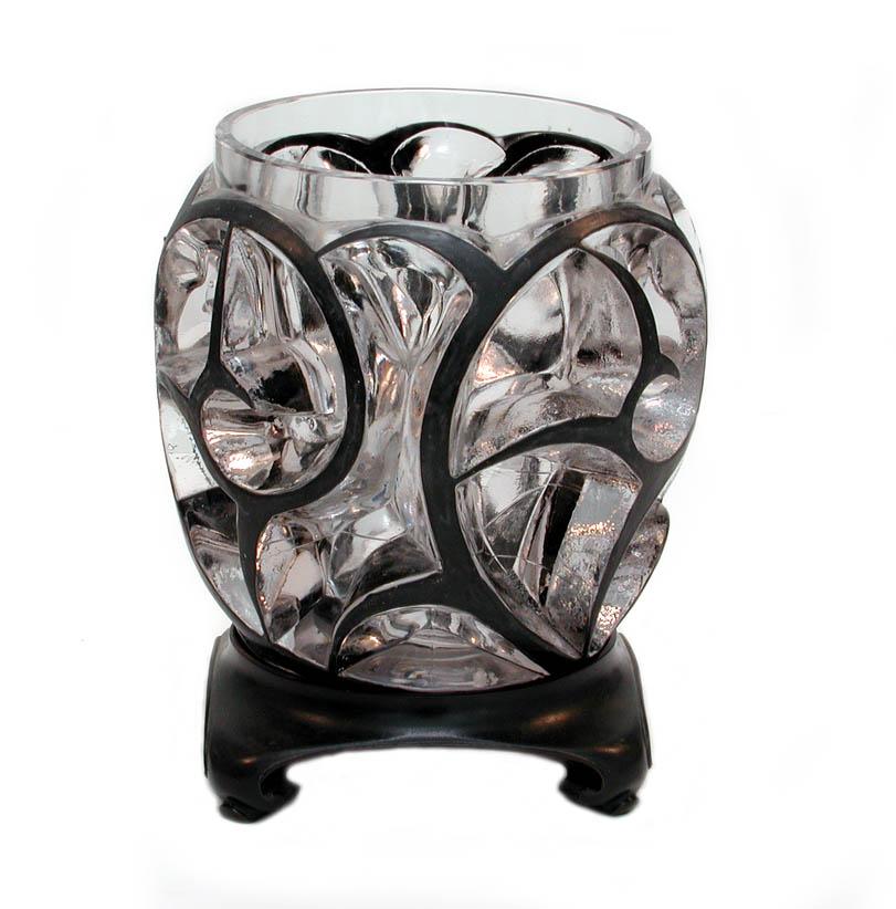 R Lalique Tourbillons Vase For Sale Antiques Classifieds