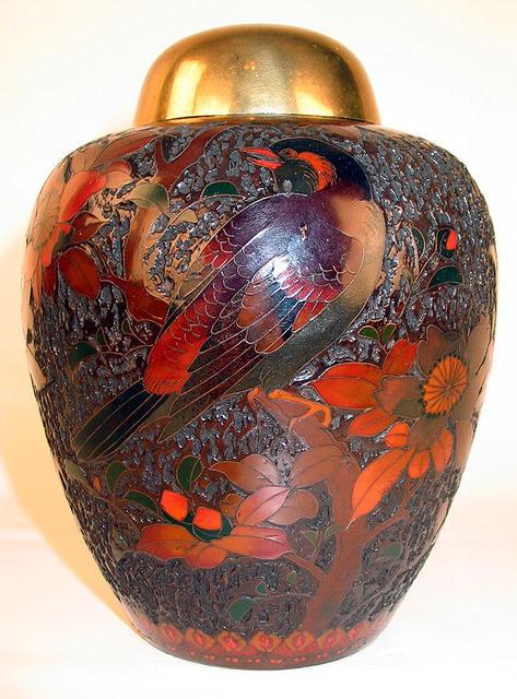 Cloisonne Vase Lookup Beforebuying