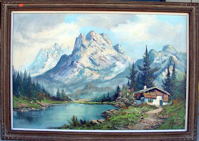 Antiques Com Classifieds Antiques 187 Art Paintings