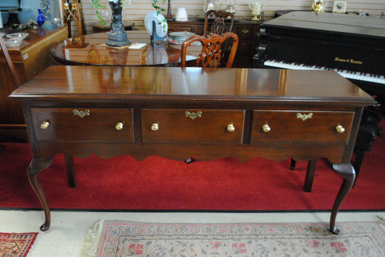 Classifieds antiques antique furniture for Sideboard queens