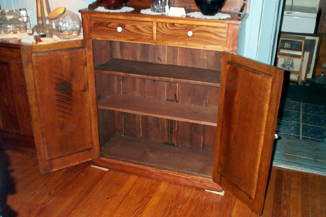 Chestnut and Oak Jelly Cupboard - For Sale - Chestnut And Oak Jelly Cupboard  For Sale. Antique ... - Antique Cupboards For Sale Antique Furniture