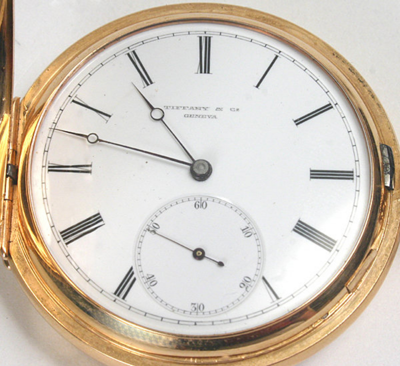 patek philippe co gold pocket 18kt for