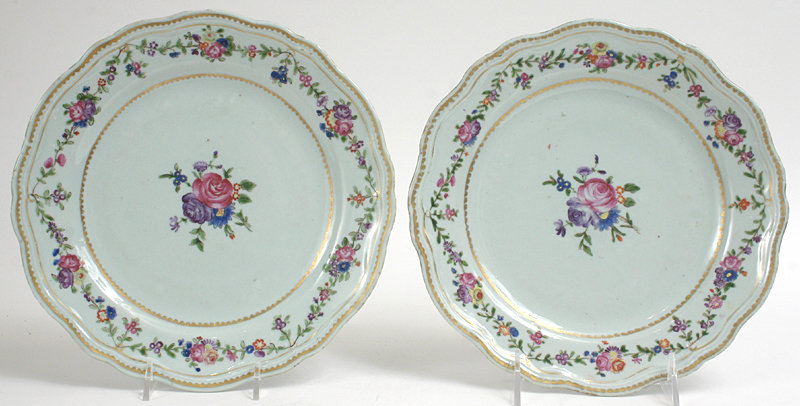 Enlarge Photo : english porcelain dinnerware - pezcame.com