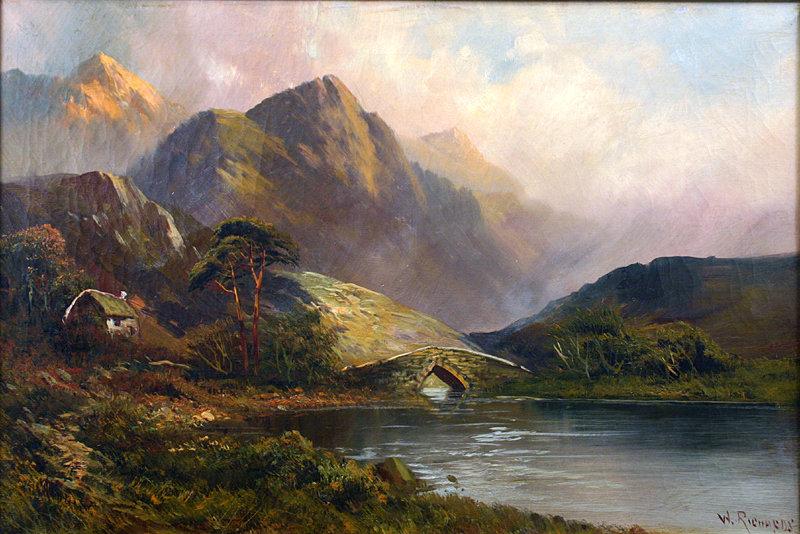 Antique Scottish Paintings For Sale