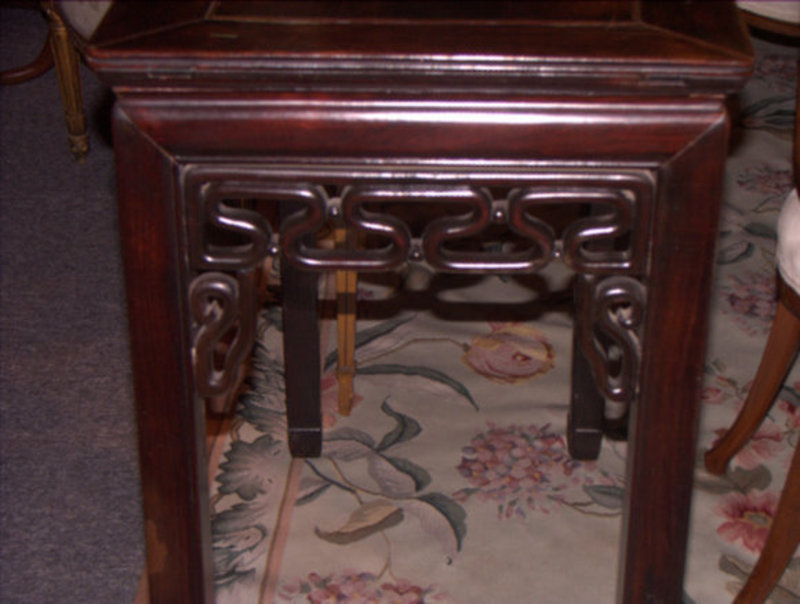 Mid 19th Century Rosewood Chinese Altar Table - For Sale - Mid 19th Century Rosewood Chinese Altar Table For Sale Antiques