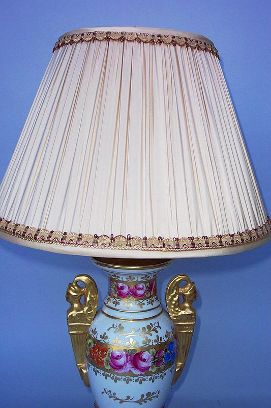 Striped Lamp Shades
