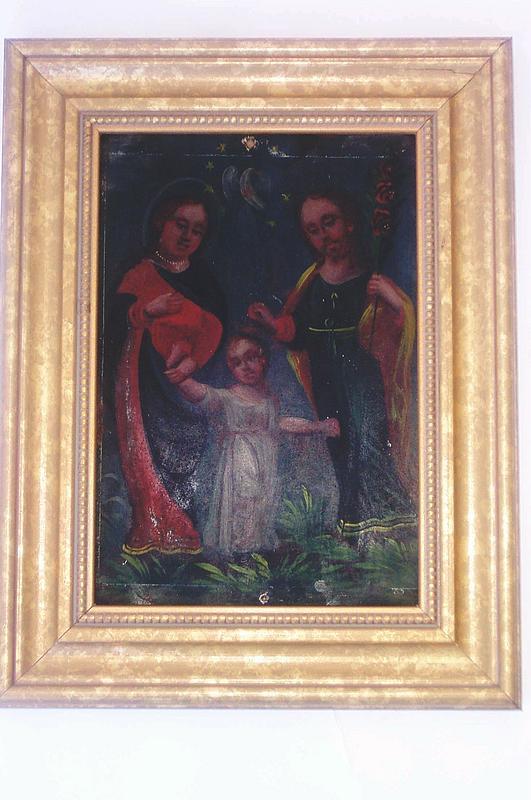 Retablo Holy Family For Sale Antiques Com Classifieds