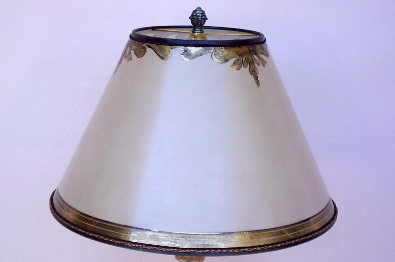 vintage murano gold flecked four bubble table lamp for sale. Black Bedroom Furniture Sets. Home Design Ideas