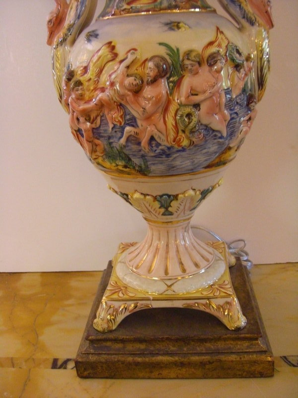 Capodimonte vase prices gallery large floor vases cheap large vintage capodimonte vase capodimonte vase prices choice image large floor vases cheap antique capo di monte pottery porcelain price guide antiques thecheapjerseys Images