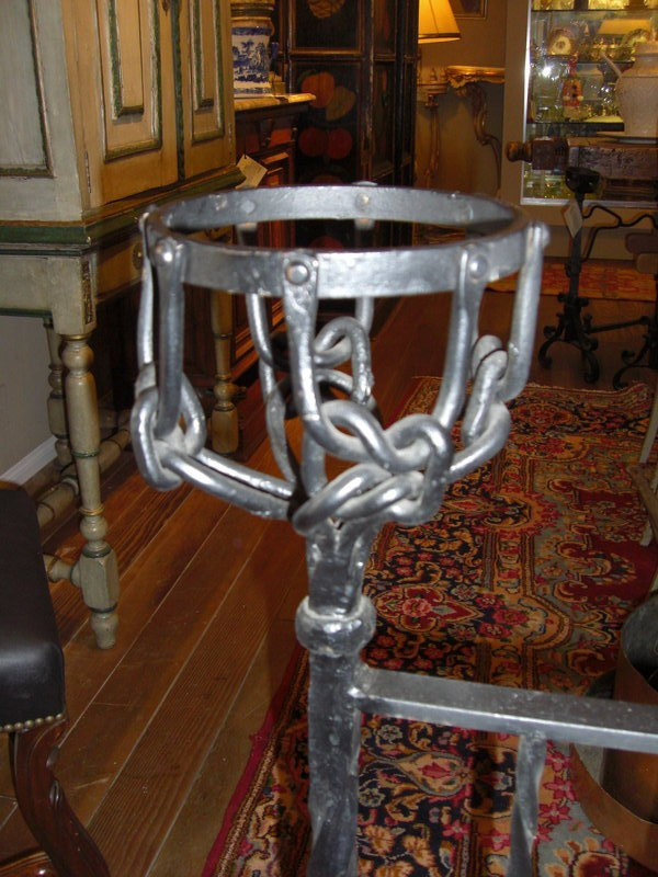 Vintage Iron Fireplace Grade With Candle Holders For Sale Classifieds