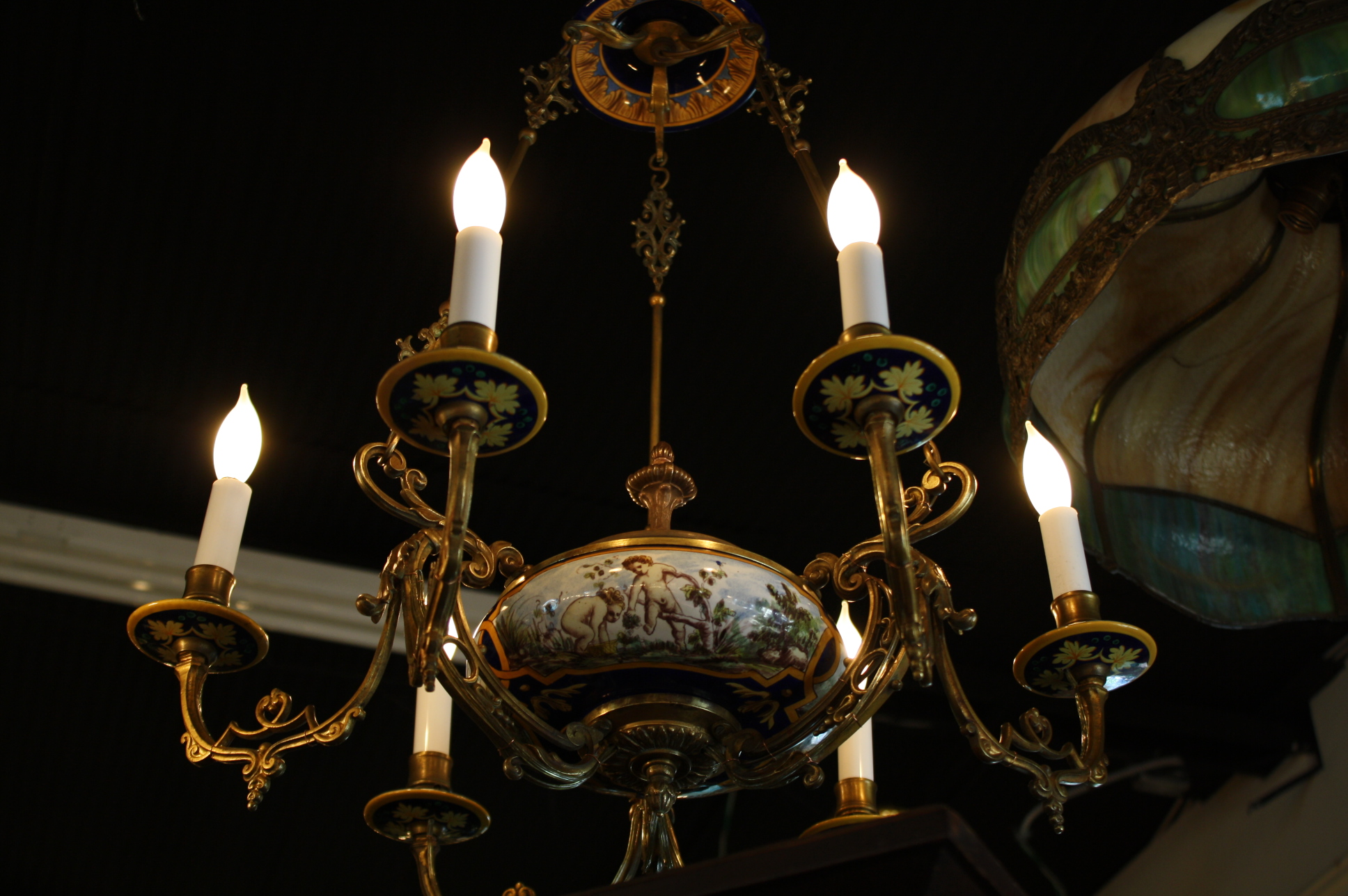 Antique italian chandelier for sale classifieds - Lighting and chandeliers ...