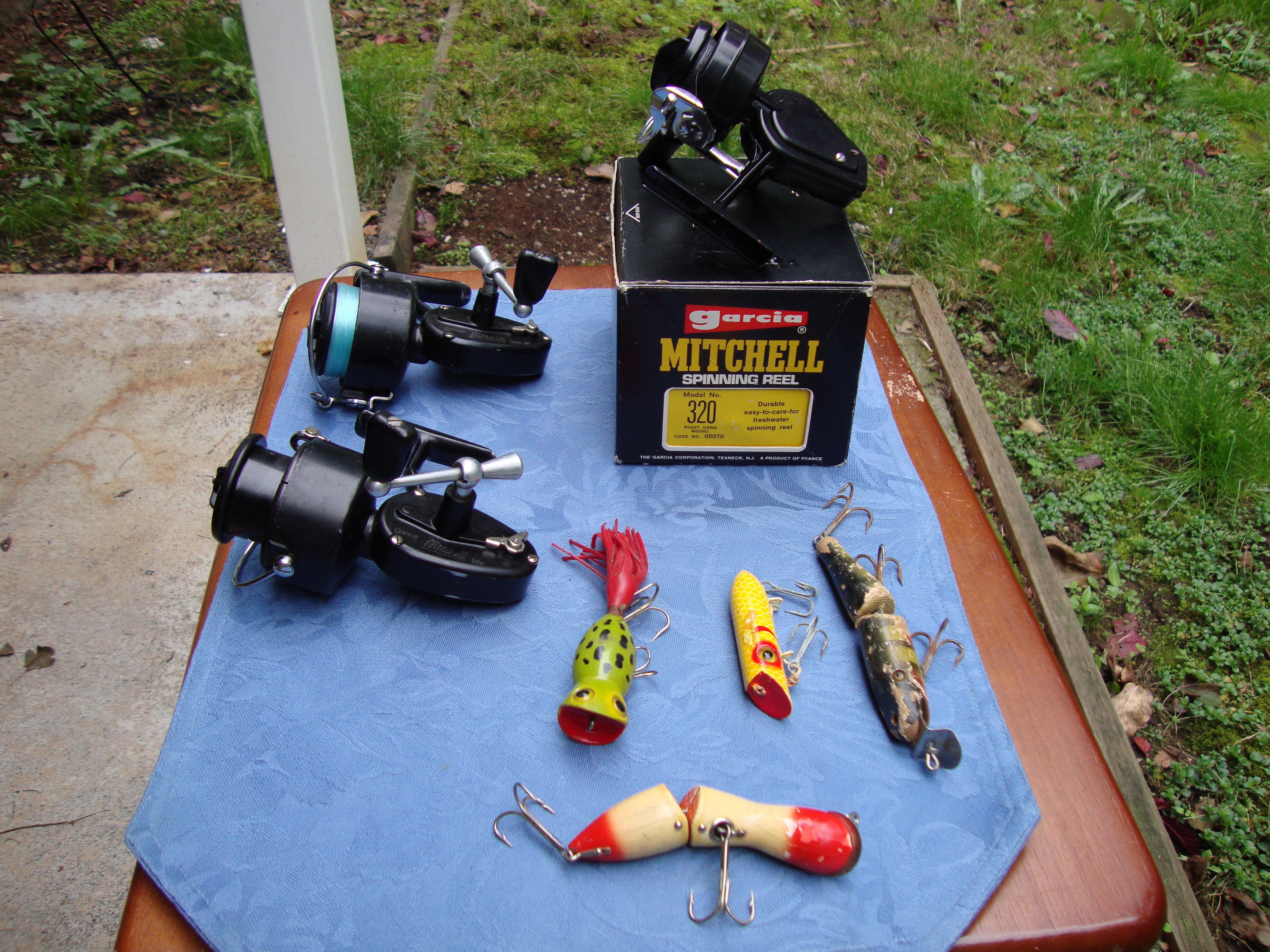 antique fishing rod, reels, & lures for sale | antiques, Fishing Reels