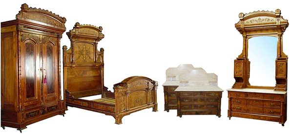 antiques antique furniture antique beds bedroom sets for sale