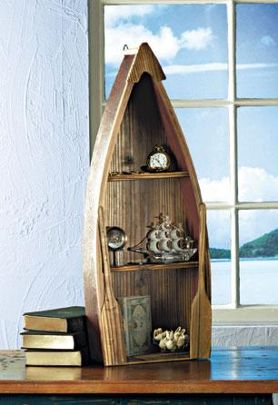 Rowboat Curio Cabinet For Sale Classifieds