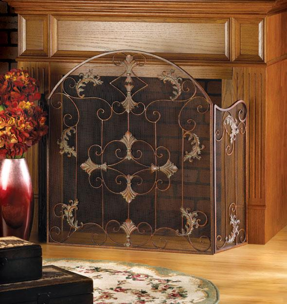Florentine Fireplace Screen For Sale Classifieds