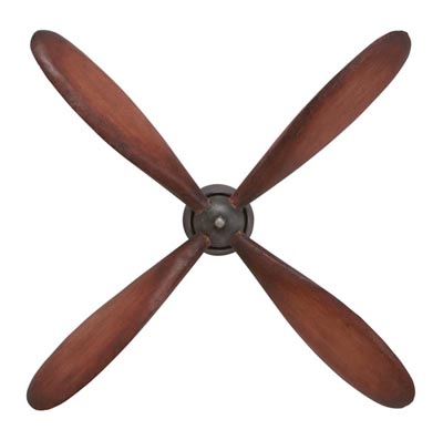 Reproduction vintage airplane propeller for sale for Airplane propellers for decoration