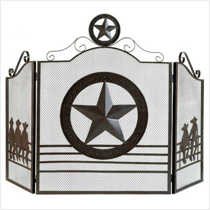 Lone Star Fireplace Screen For Sale Classifieds