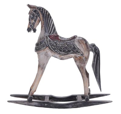 wooden rocking horse for sale classifieds. Black Bedroom Furniture Sets. Home Design Ideas