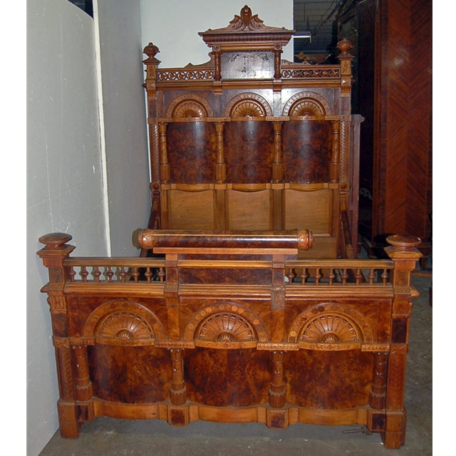 Classifieds antiques antique furniture for Bed and dresser for sale