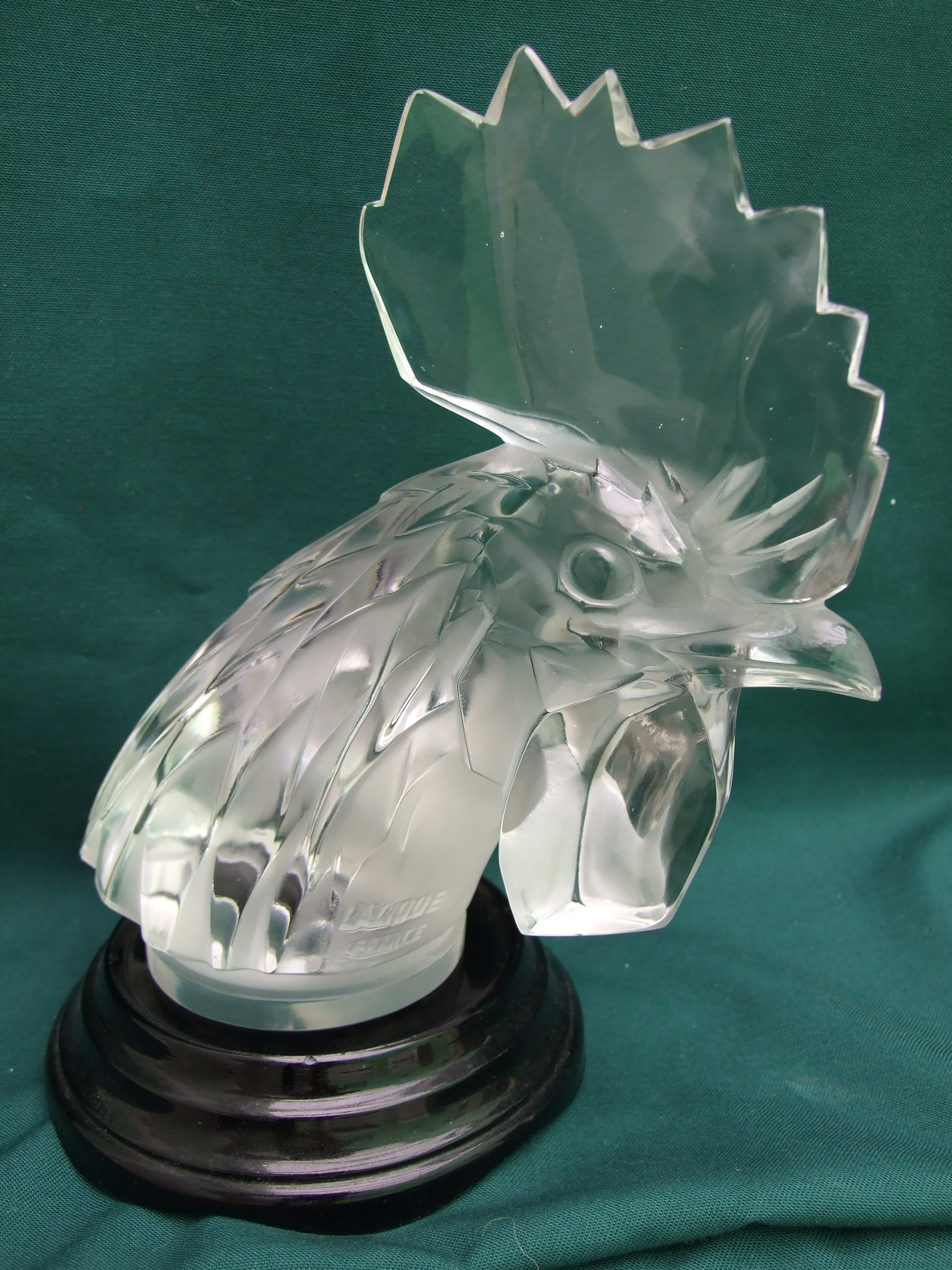 Lalique hood ornaments - We Have A Selection Of Bouchons De Radiateur By Lalique From 500 Please See Our Websites For The Inter War Period Rene Lalique At Www Laliquemascots Co