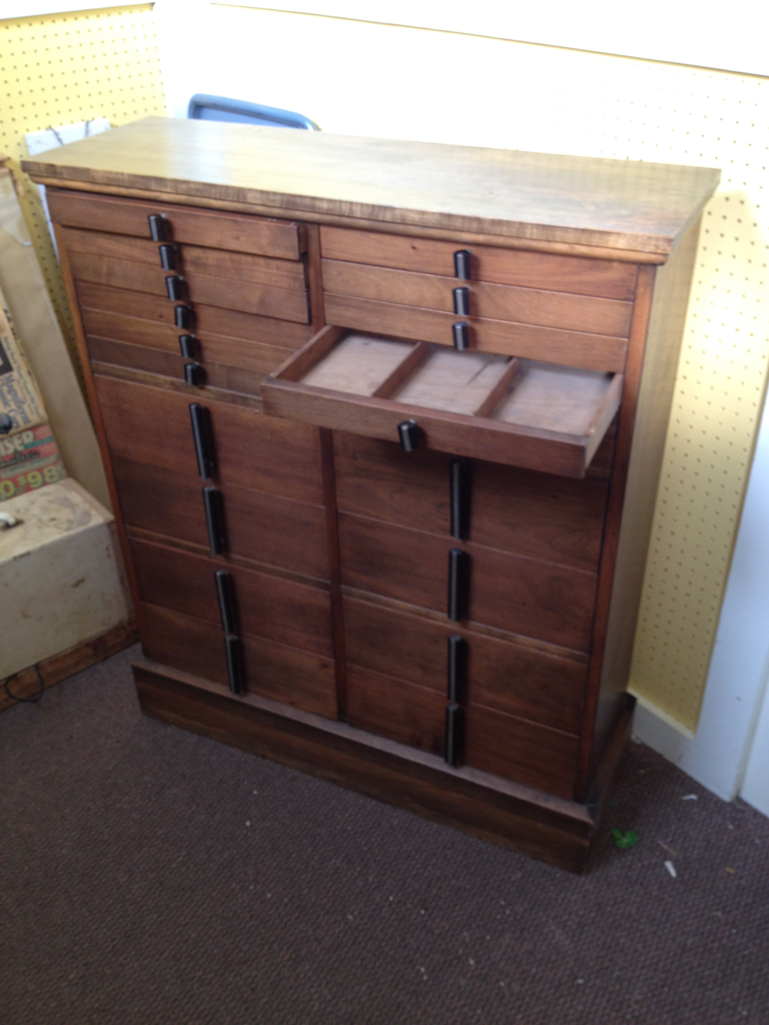 1920's-30's Dental Cabinet For Sale | Antiques.com | Classifieds