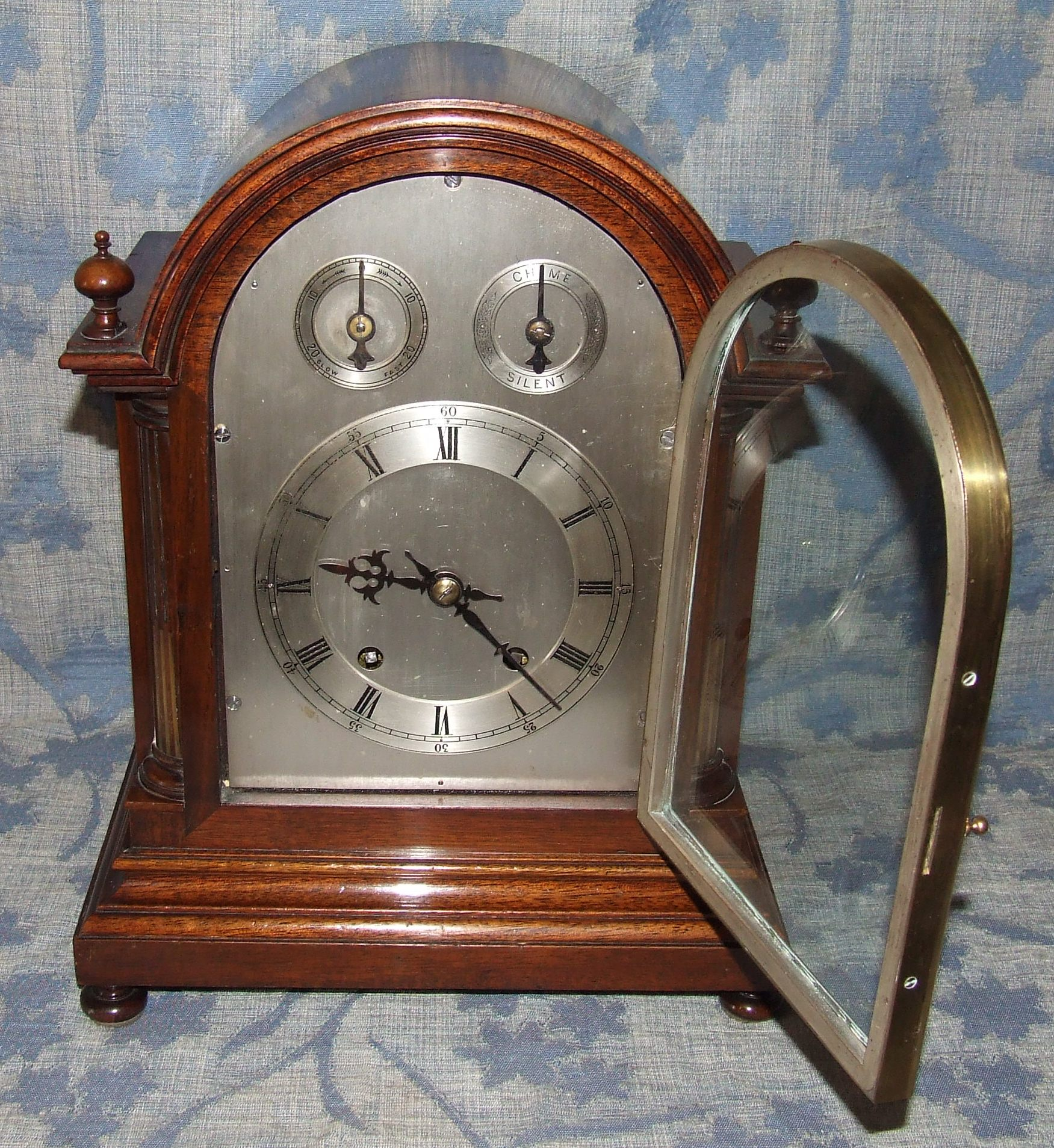Winterhalder and hofmeier mantel clocks