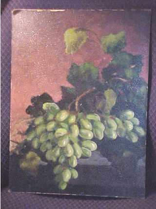 food art paintings. Grapes - Paintings And Art
