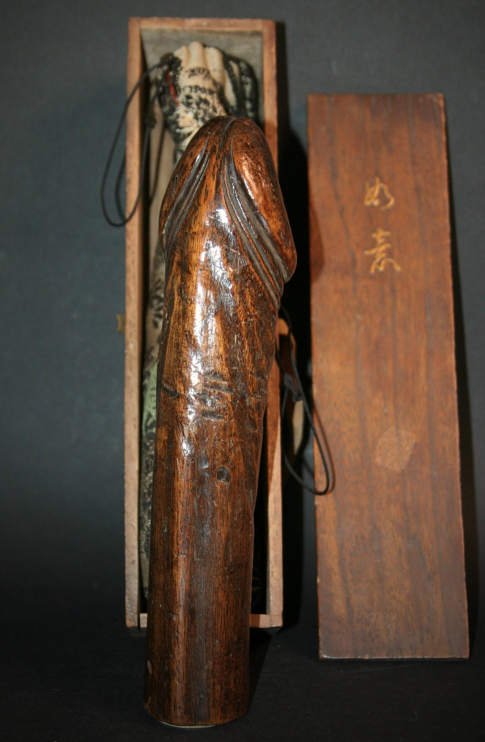 Erotic Totem Japanese Phallus For Sale Antiques Com