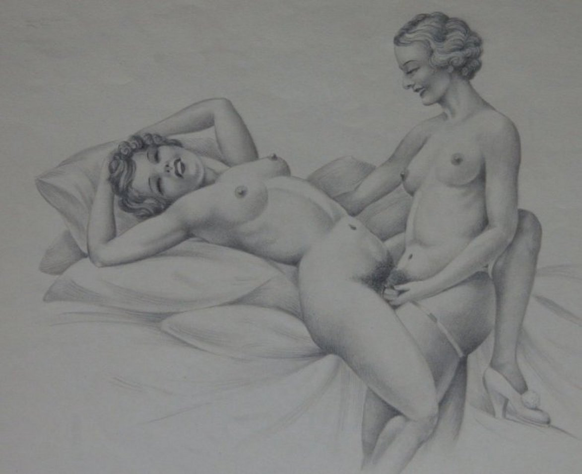 nudist paintings 1930 s