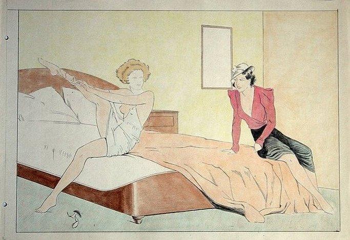Femdom spanking punishment blog