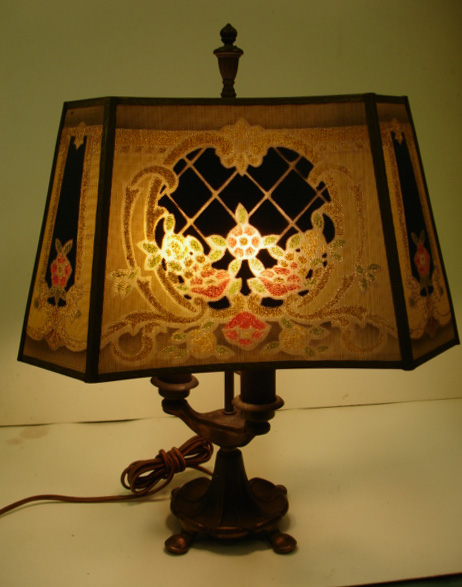 Rembrandt Table Lamp For Sale Antiques Com Classifieds