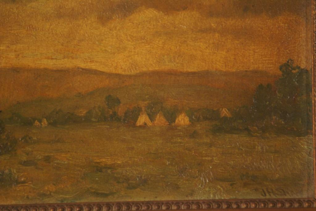 Joseph Henry Sharp Oil Paintings For Sale