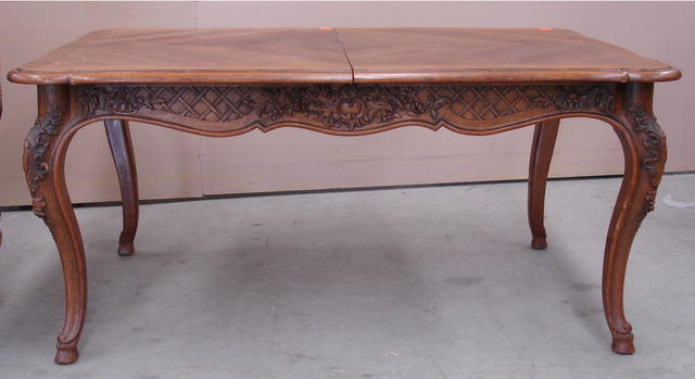 Louis XV Expandable Dining Table For Sale Antiques Com Classifieds