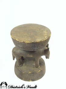 Incredible African Stool For Sale Antiques Com Classifieds Gmtry Best Dining Table And Chair Ideas Images Gmtryco