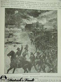 essay on the battle of chancellorsville Civil war diary of al peel, adjutant, 19th mississippi regiment: april 29-30 -- may 1863, the battle of chancellorsville.