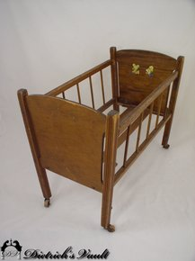 Doll S Crib For Sale Antiques Com Classifieds