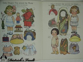 paper dolls for sale