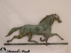 Ethan Allen Horse Weathervane For Sale Antiques Com