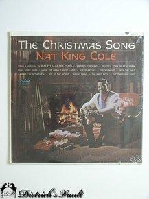 Nat King Cole Christmas Album For Sale | Antiques.com | Classifieds